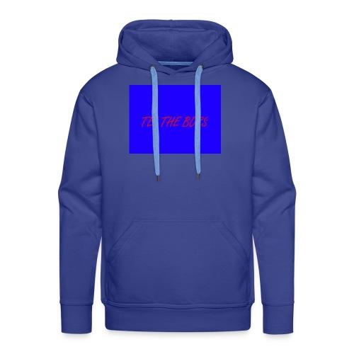 BLUE BOSSES - Men's Premium Hoodie
