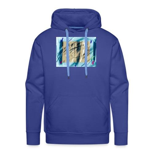 peinture - Sweat-shirt à capuche Premium pour hommes