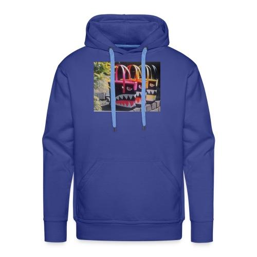 IMG 0035 - Mannen Premium hoodie