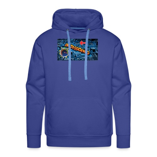 logo 2018 - Sweat-shirt à capuche Premium pour hommes