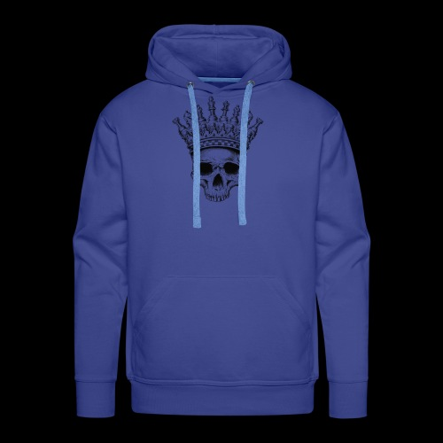 Heavy lies the Crown - Männer Premium Hoodie