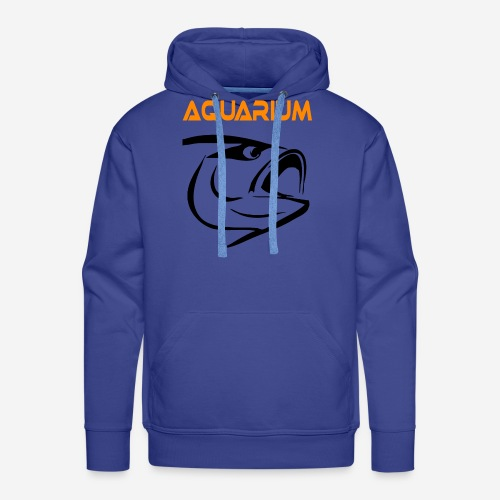 Aquarium fish keepers - Mannen Premium hoodie