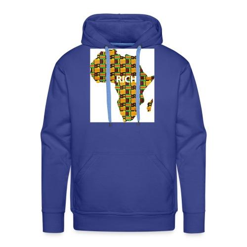 africa1 - Männer Premium Hoodie