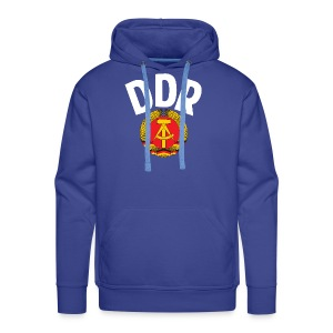 DDR - German Democratic Republic - Est Germany - Men's Premium Hoodie