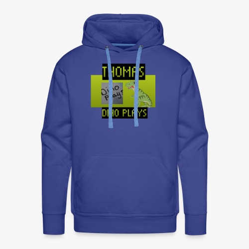 OFFICIAL DINO PLAYS MERCH - Men's Premium Hoodie