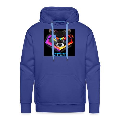PrimeWolf Design - Men's Premium Hoodie