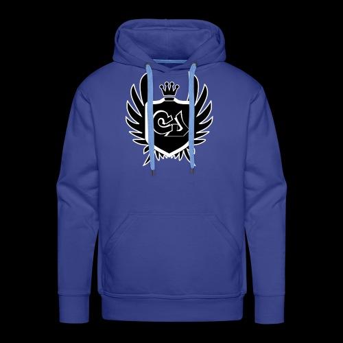 Crankjones Logo - Männer Premium Hoodie