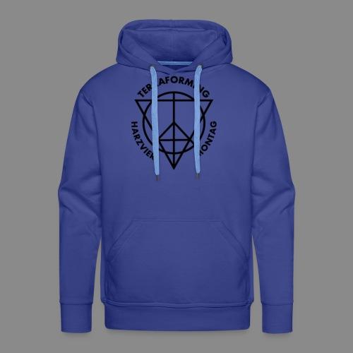 TERRAFORMING HARZVIER MONTAG - Männer Premium Hoodie