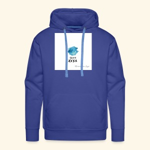 crush it - Mannen Premium hoodie