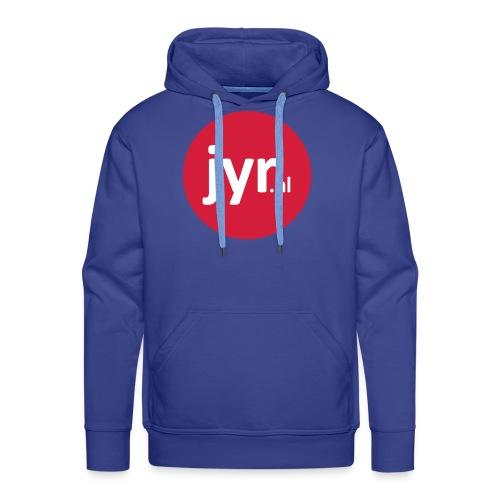 jyrnl logo - Mannen Premium hoodie