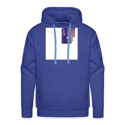Abid Ahmed productions2 - Men's Premium Hoodie
