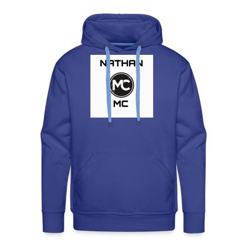 Nathan mc Phonecase - Men's Premium Hoodie