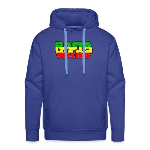 RASTA WARS KOUALIS - Sweat-shirt à capuche Premium pour hommes