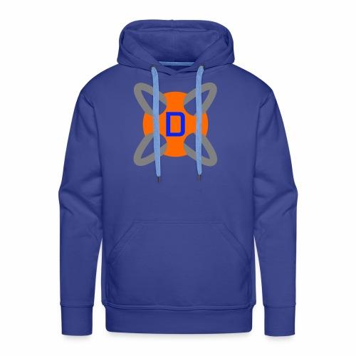 Drawyah Logo (Small/Emblem) - Men's Premium Hoodie