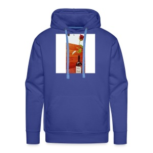 purcari rose - Men's Premium Hoodie