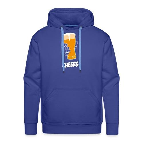 Cheers! Beer - Männer Premium Hoodie