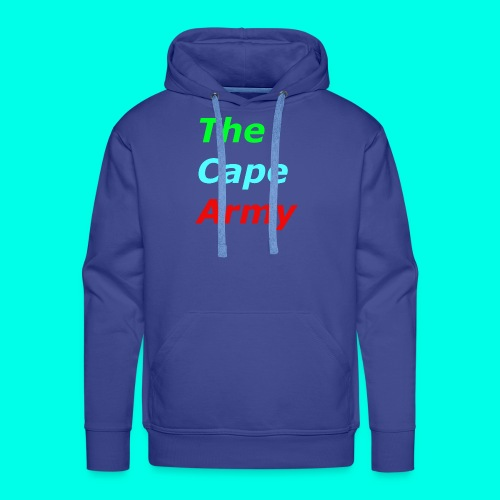 The Cape Army - Men's Premium Hoodie