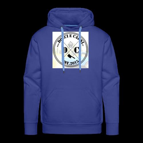 DeC Logo_F500 - Männer Premium Hoodie