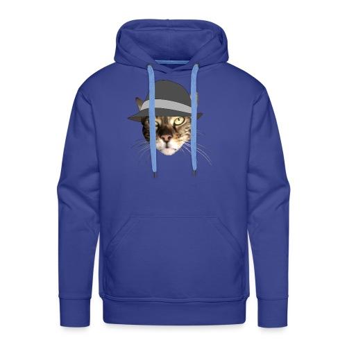 george hat - Men's Premium Hoodie