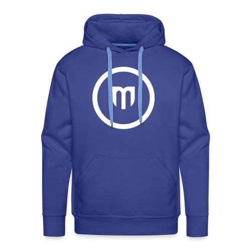 Cercle Logo - Sweat-shirt à capuche Premium pour hommes