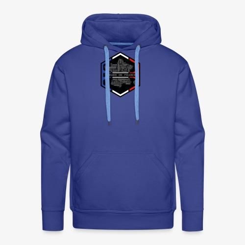 tireursdefrance - Sweat-shirt à capuche Premium pour hommes