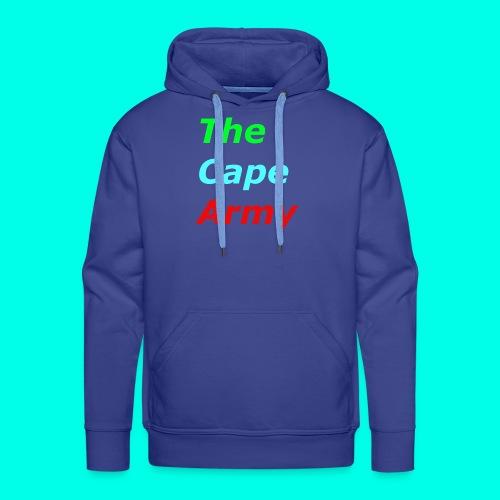 The Cape Army - Men's Premium Hoodie