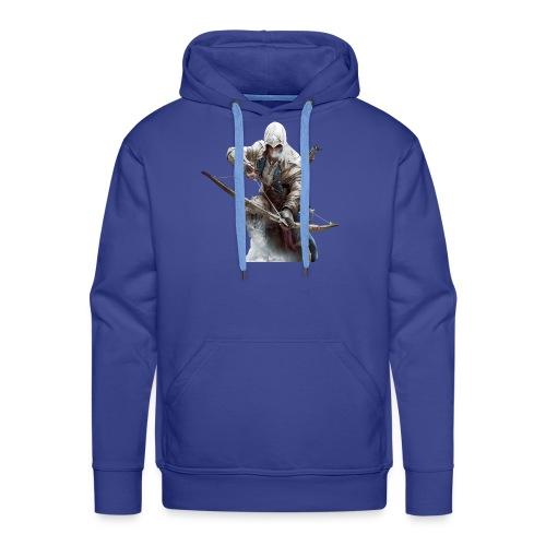 assassin creed - Sweat-shirt à capuche Premium pour hommes