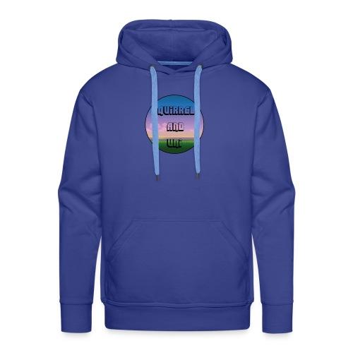 Squirrel And Uni Muismat - Mannen Premium hoodie