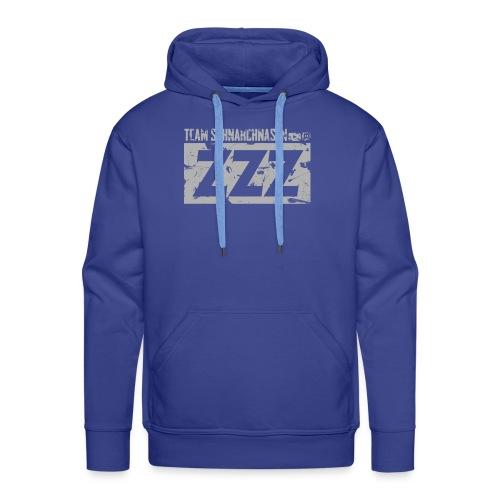 ZZZ Freigestellt - Männer Premium Hoodie