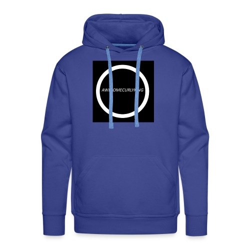 AwesomeCurlyMerch - Men's Premium Hoodie