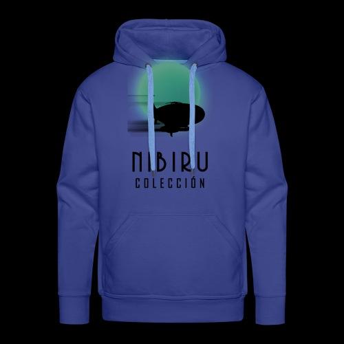 NibiruLogo - Sudadera con capucha premium para hombre
