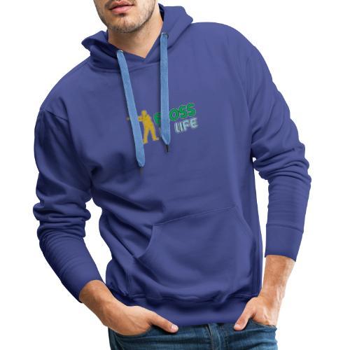 floss is life - Männer Premium Hoodie