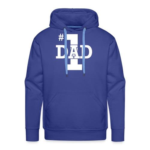 Papa ist Nummer Eins - Männer Premium Hoodie