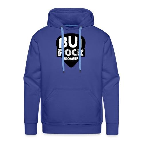 BUI ROCK - Herre Premium hættetrøje