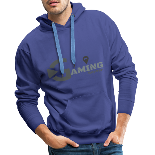 GamingServer.online - Männer Premium Hoodie