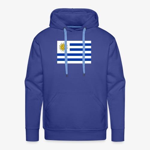 Uruguay - Männer Premium Hoodie