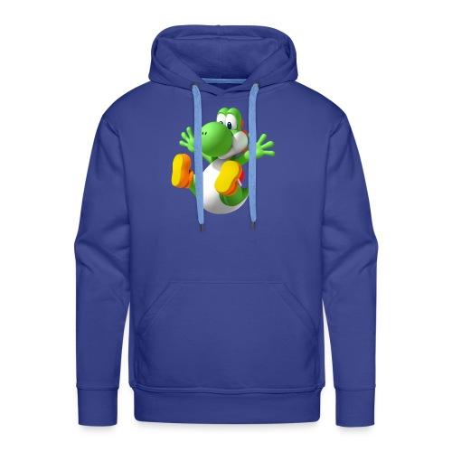 Yoshi T shirt! - Men's Premium Hoodie