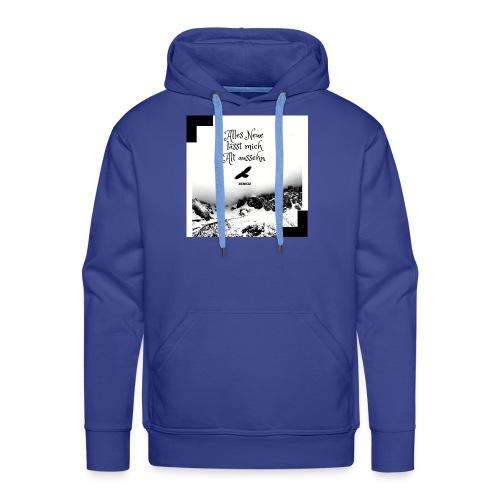 Zenkiz Mixtape Cover-Wear - Männer Premium Hoodie