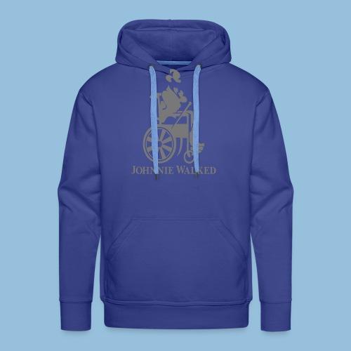 JW - Mannen Premium hoodie