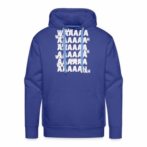 wahwah - Sweat-shirt à capuche Premium pour hommes