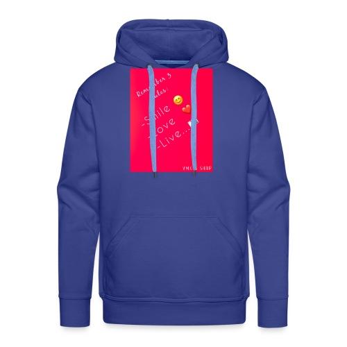 Logos - Men's Premium Hoodie