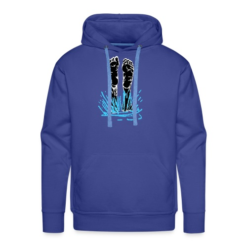 Dive - Men's Premium Hoodie