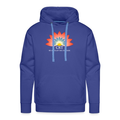 Support Renewable Energy with CNT to live green! - Men's Premium Hoodie