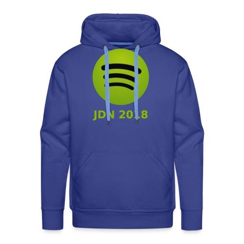 JDN Hits 2018 - Sweat-shirt à capuche Premium pour hommes