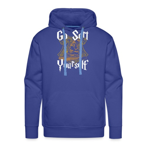 Go Sort Yourself - Men's Premium Hoodie