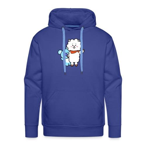 BT21 - Sweat-shirt à capuche Premium pour hommes
