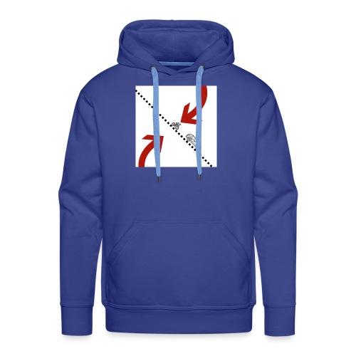 Arrow - Mannen Premium hoodie