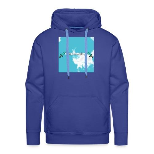 pull - Mannen Premium hoodie