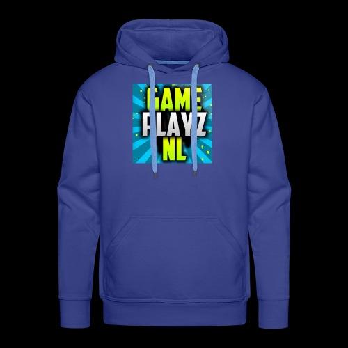 vette game - Mannen Premium hoodie