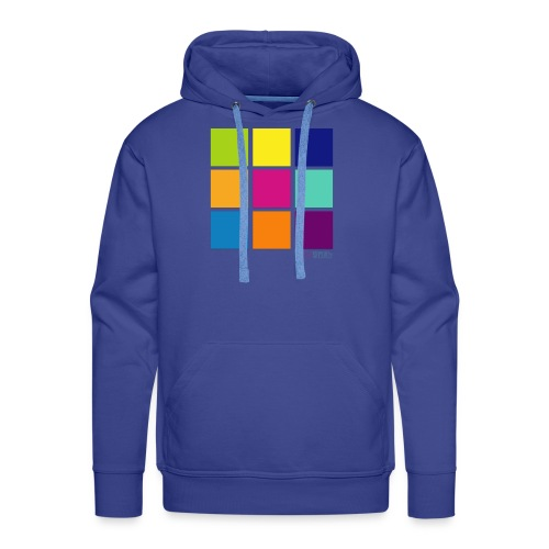 DarnWeird Nine - Mannen Premium hoodie